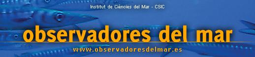 logo observadores del mar icm csic